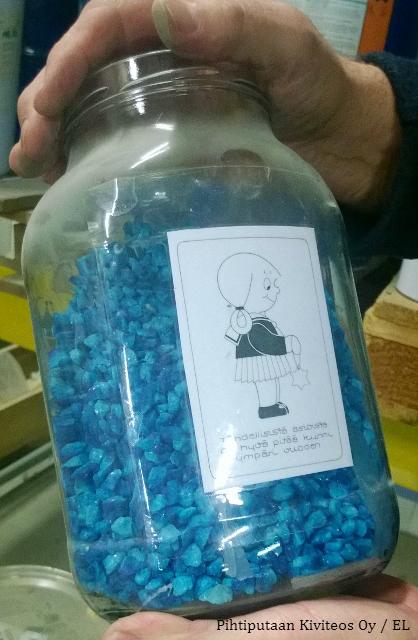 Sininen kivirouhe