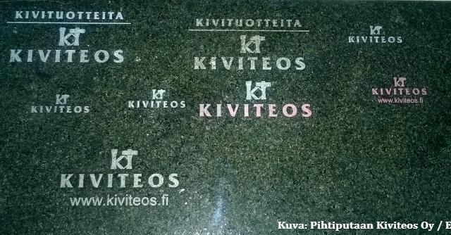 Kiviteos Logoja