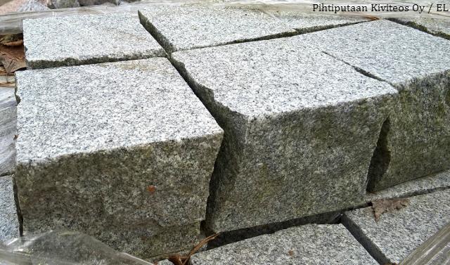 Harmaa Poltettu Noppa, Koko 100 X 100 X 80 Mm (kurun Harmaa)