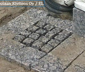 Mosaiikkinoppa, Eri Värejä, 50 X 50 X 50 Mm, OUTLET-tuote, Hinta / M2