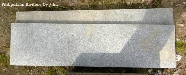 Harmaa Porraslaatta 305x30x800-1200 Mm