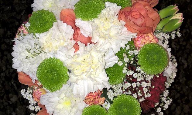 Onnittelukimppu, Sidottu, Perille Toimitettuna